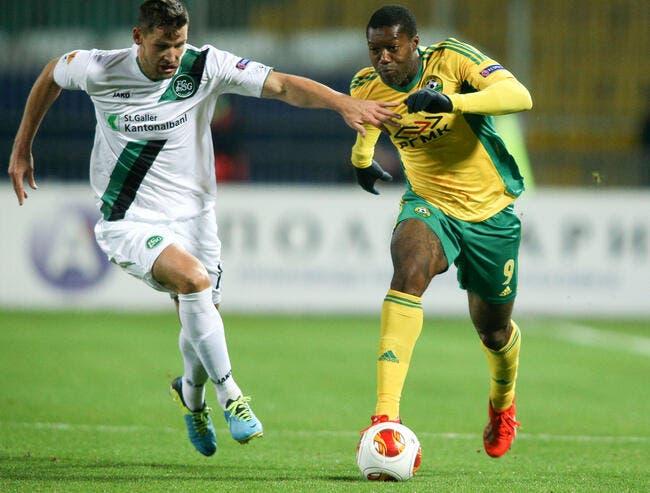 D. Cissé rejoint Bastia jusqu'en juin 2015