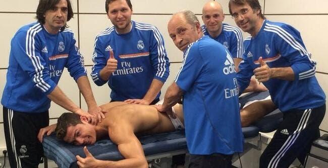 Cristiano Ronaldo, la drôle de carte de voeux