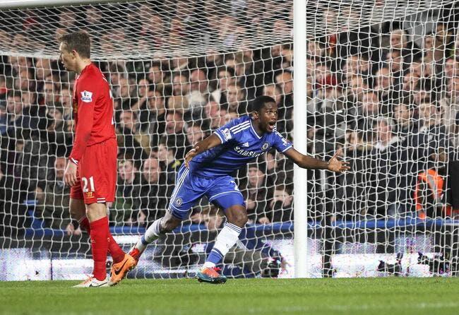 Eto'o avoue être désolé après Chelsea-Liverpool
