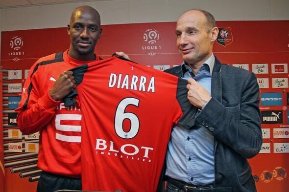 Alou Diarra intéresse Sochaux