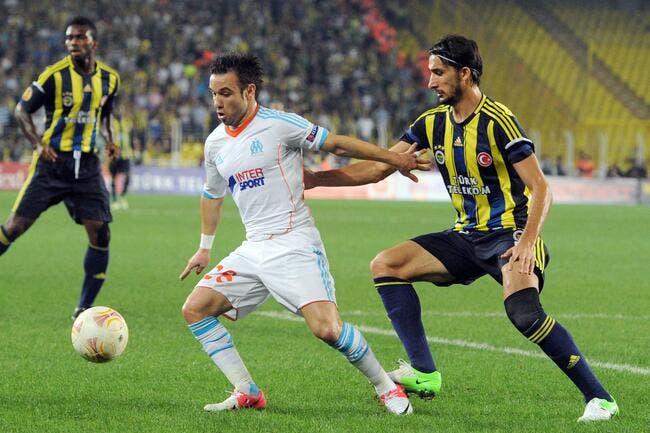 L'OM a repoussé une grosse offre pour Valbuena