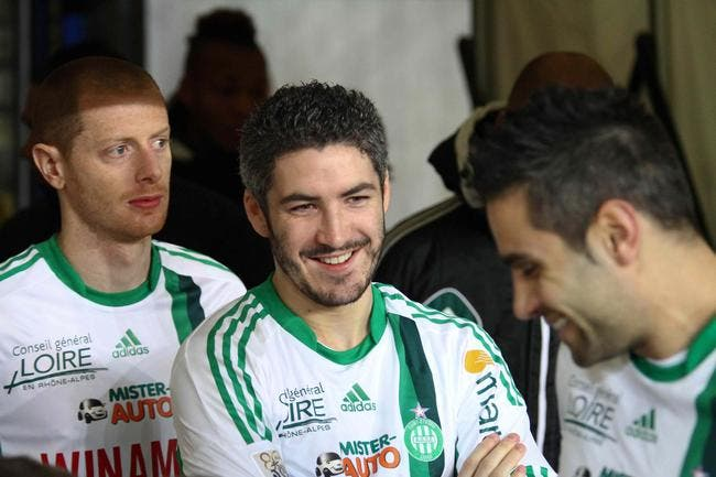 L'ASSE ne jouera pas « que » la Coupe de la Ligue cette saison