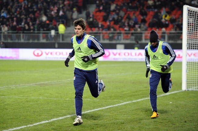 Gourcuff était bien partant pour l'Atlético Madrid