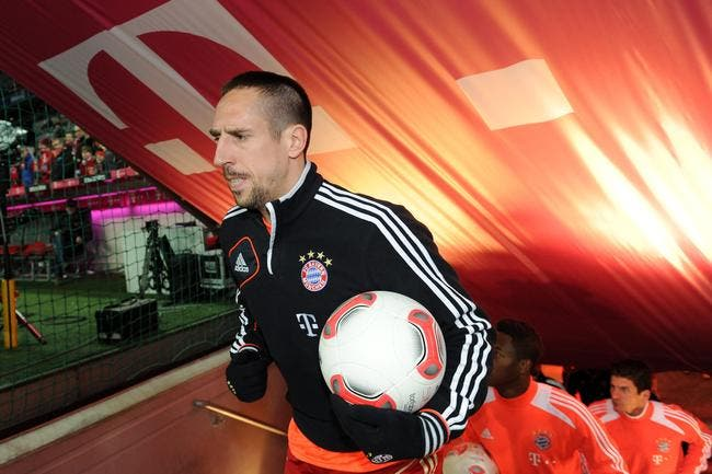 L'improbable raison de l'embrouille entre Ribéry et un supporter