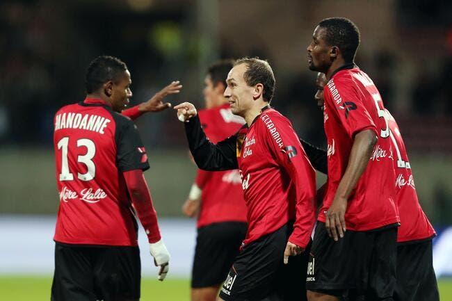 Nantes laisse le champ libre à Monaco