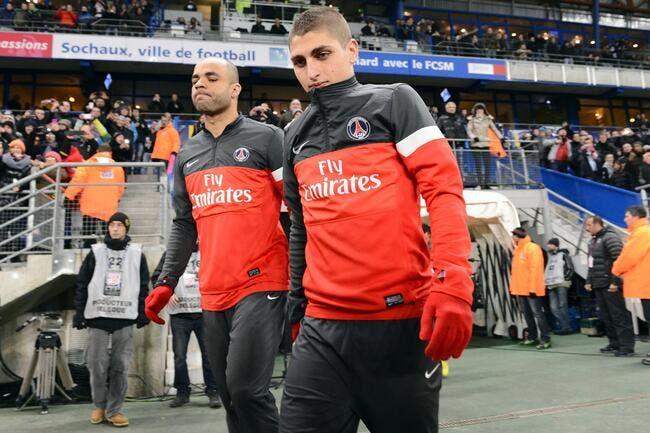 Verratti ne quittera pas le PSG, c'est son agent qui le dit