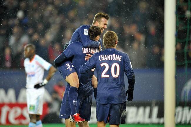Beckham se méfie déjà de l'OL