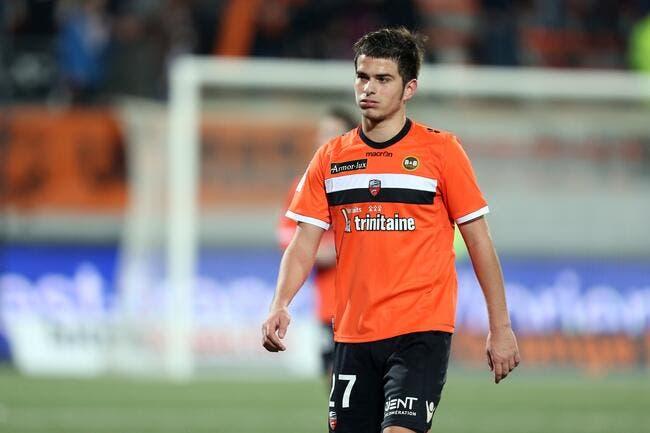 Enzo Reale « rendu fou » par « le flic » qui a arbitré OL-Lorient