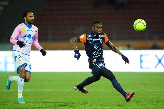 Montpellier n'a pas une défense en bois et Bedimo le signale