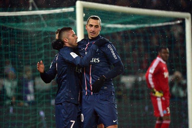 Ibrahimovic sifflé au Parc, Ancelotti préfère en rire