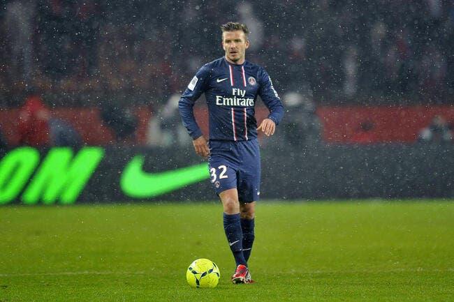 Le PSG a pris un gros risque avec Beckham estime Domenech