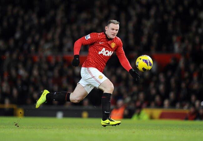 Le PSG veut Wayne Rooney au prochain mercato !