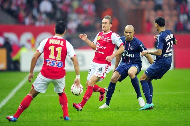 Affronter le PSG à Reims, c'est champagne !