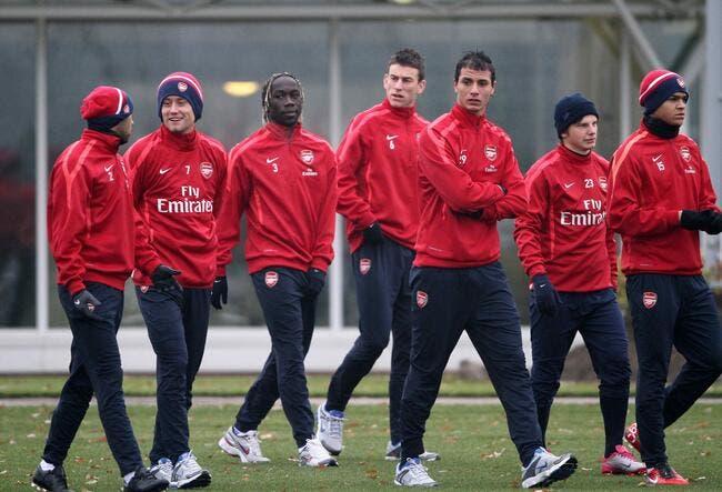 Arsenal prépare un grand coup de balai cet été