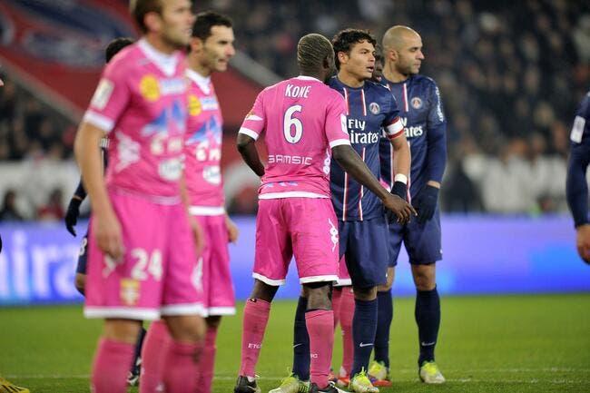 Evian est déjà en finale de la Coupe face au PSG