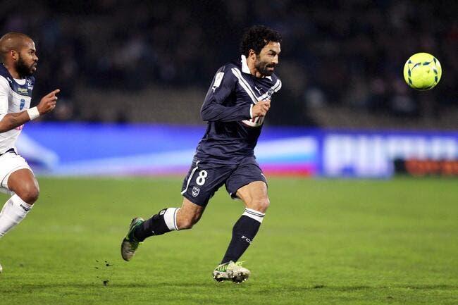 Ben Khalfallah pourrait quitter Bordeaux pour Sochaux
