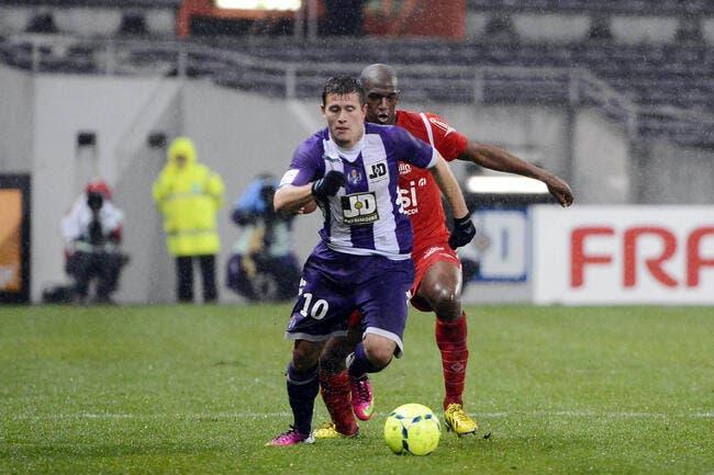 Tabanou finira sa saison à Toulouse avant de penser à l'OM