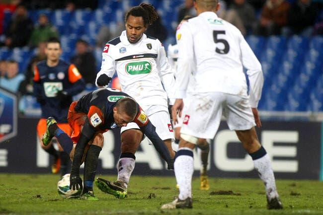 Sochaux pousse Montpellier en dehors de la Coupe