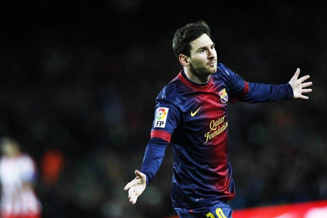 Quand CR7 marque un triplé, Messi met un quadruplé