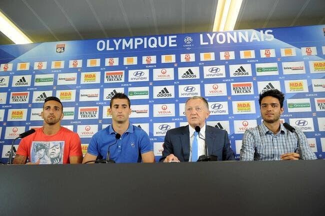 Briand, Gomis et Gourcuff sont invités à quitter l'OL par Aulas