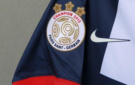 Le PSG s'offre un logo 3 étoiles