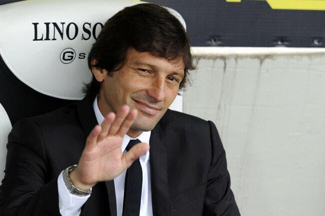 Déjà un retour à la case Inter pour Leonardo ?
