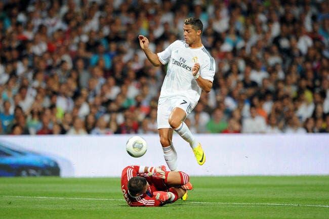 Cristiano Ronaldo reçoit une offre en or massif du Real Madrid