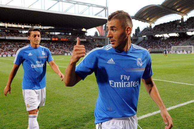 Karim Benzema sur un siège éjectable au Real Madrid ?