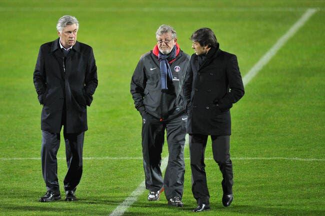 Le PSG cherche simplement le bon entraineur pour Thiago Silva