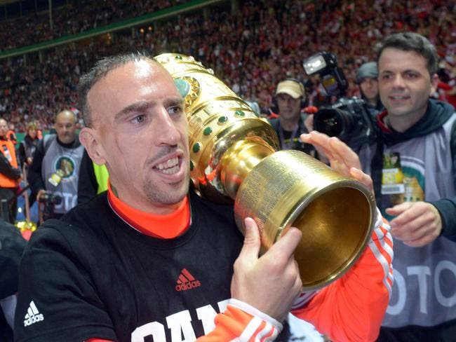 Officiel : Ribéry prolonge au Bayern Munich