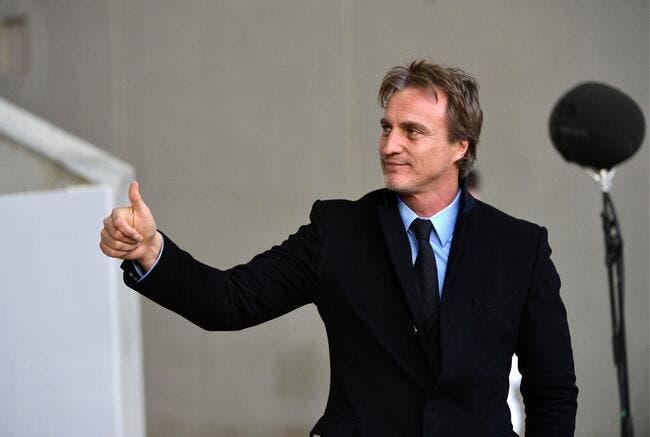 Ginola prévient Blanc : «Ici c'est Paris…»