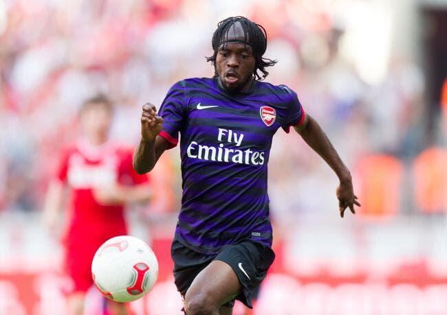 Gervinho pense d'abord à Arsenal avant l'OM