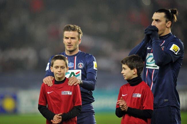 Ibrahimovic « sait qu'il a un gros nez », s'amuse Ancelotti