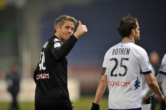 Bastia préfère parler football que des incidents