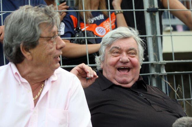 Maradona ou Domenech coach de Montpellier, Nicollin y pense