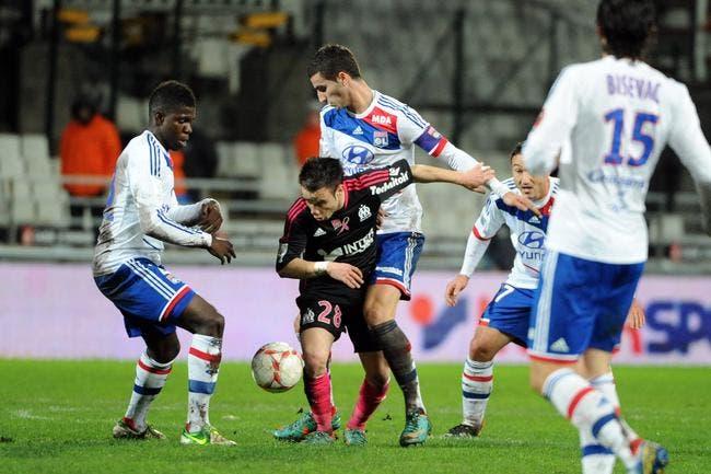 L'OM peut gagner 4-1 face à l'OL assure Sougou