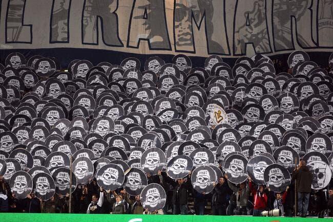 Les supporters de Bordeaux furieux contre l'accueil musclé à Lille