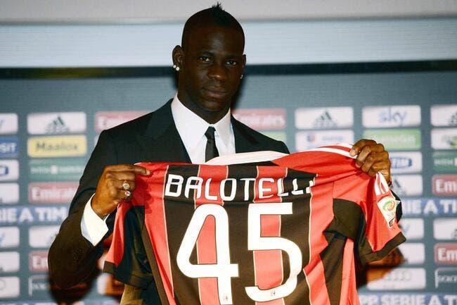 Balotelli ne signera jamais à l'OL et voilà pourquoi...