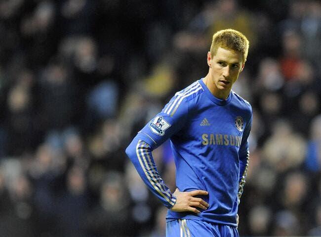 Chelsea aurait perdu patience avec Fernando Torres