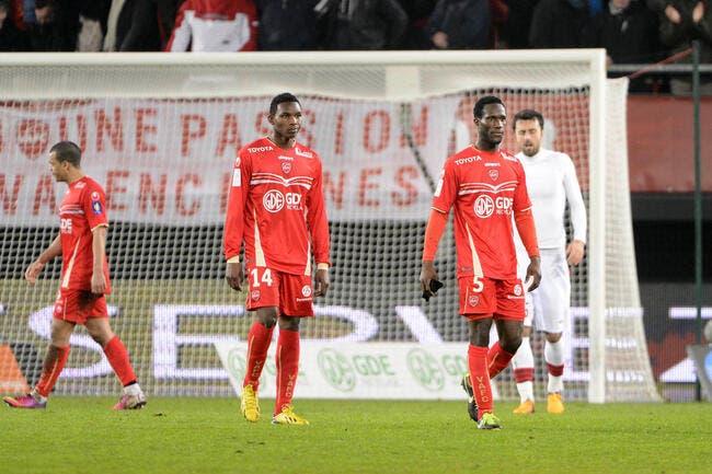 Valenciennes ne peut pas gagner si on lui refuse des buts