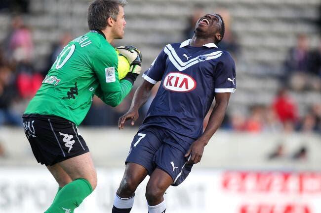 Bastia n'a pas vraiment fait peur à Bordeaux