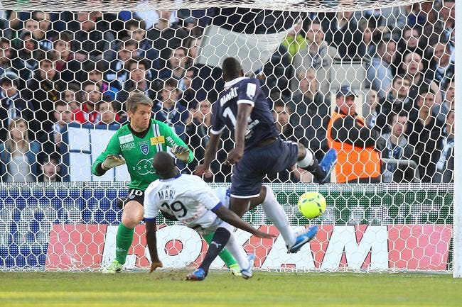 Bordeaux fait valser Bastia grâce au « Harlem » Cheick Diabaté