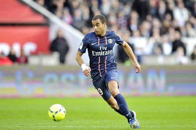 Le PSG respire, pas de fracture pour Lucas !