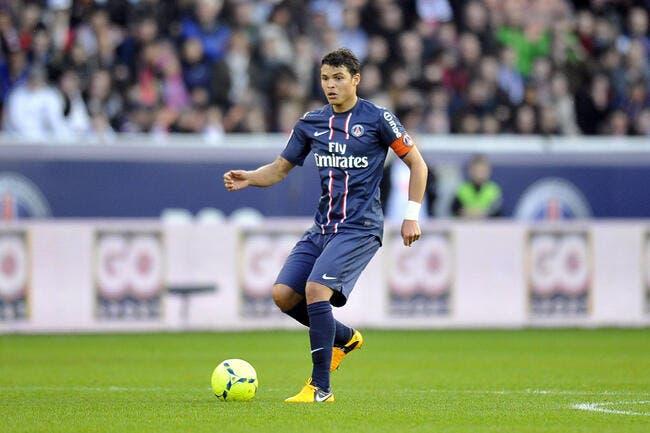 Thiago Silva préfère Milan que Paris pour se faire soigner