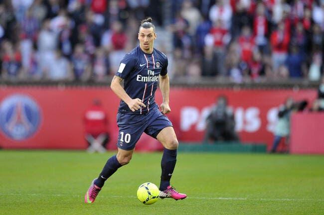 Ibrahimovic reste au PSG pour son agent