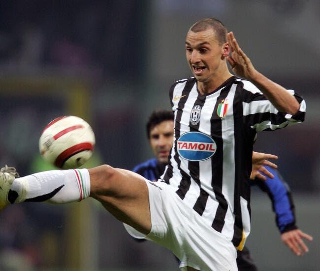 Ibrahimovic à la Juve, c'est de l'histoire ancienne affirme son patron