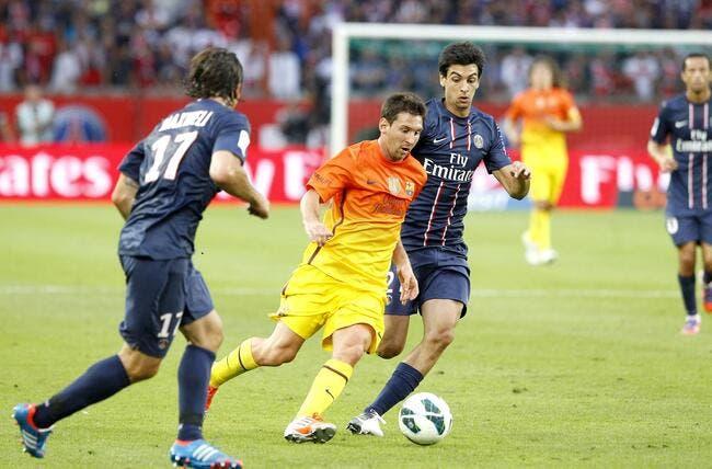 Le PSG « va quand même jouer » contre Barcelone assure Leonardo