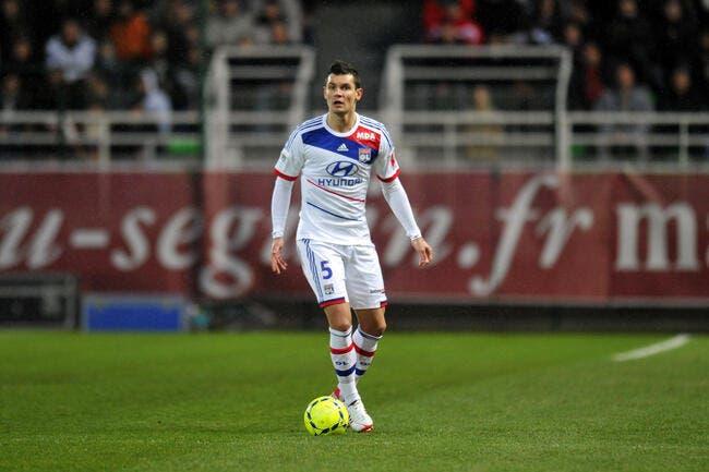 Lovren en partance de l'OL pour remplacer Rami à Valence ?