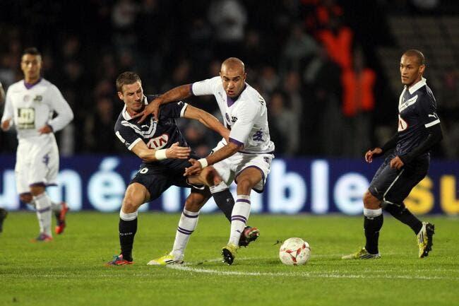 Bordeaux - Toulouse, ce n'est pas le derby de l'année pour Faubert
