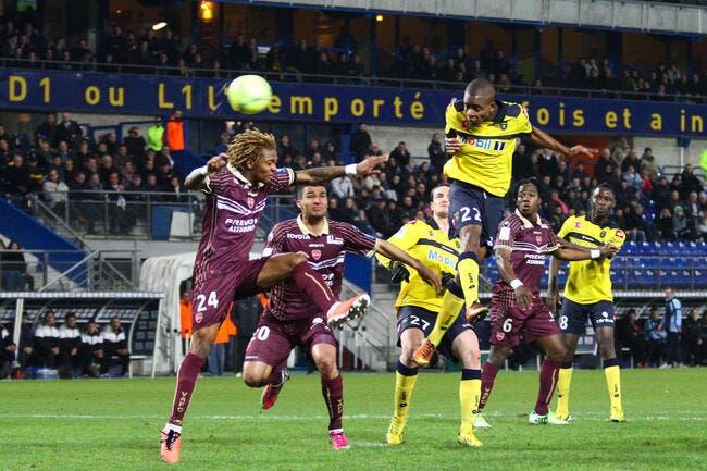 Sochaux a oublié de jouer la fin du match